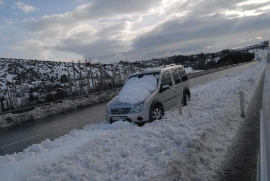 Doğu Anadoluda soğuk hava etkisi