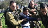 18 Filistinli gözaltında
