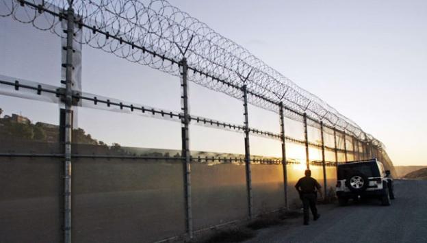 Bulgaristan sınır kapısında eylem