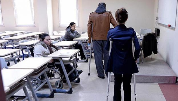 ÖSYM'den engelli adaylar için yeni düzenleme