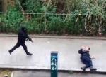 Pariste dergiye saldırı