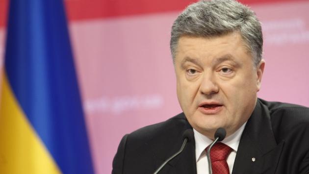 Petro Poroşenko: Rusya Kırıma nükleer silah konuşlandırabilir