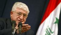 Irak Cumhurbaşkanından eylemcilere binayı boşaltın çağrısı