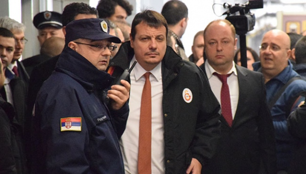 Galatasaray Liv Hospital, Sırbistana geldi