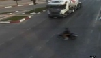 Trafik canavarı bu kez Tokatta
