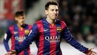 Pelenin favori futbolcusu Messi