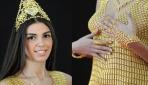Bu da altın elbise