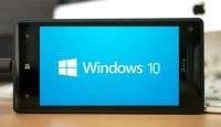 Telefonlarda da Windows 10 yerini alacak