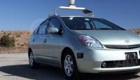 Sürücüsüz otomobiller 2020de trafikte