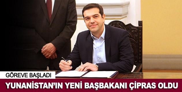 Yunanistanın yeni Başbakanı belli oldu!