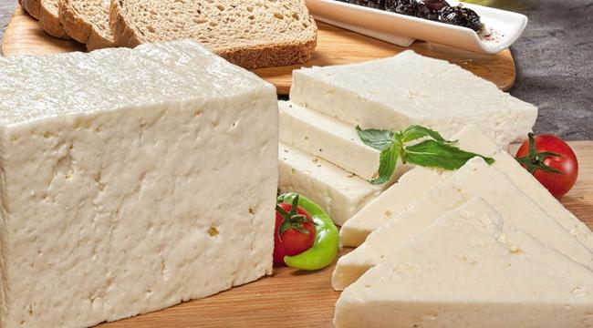 Peynirdeki tuz ve yağ oranı değiştiriliyor