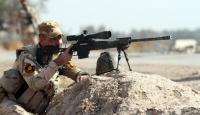 Irak ordusundan Enbarda DAİŞe darbe