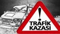 Ankarada trafik kazaları: 14 yaralı