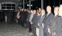 Partililerden Bakan Alaya karşılama