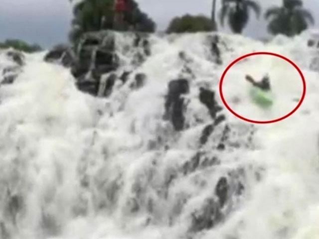 Kayaklýklar arasýnda tehlikeli þov