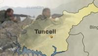 Tunceli'de Şiddetli Çatışma