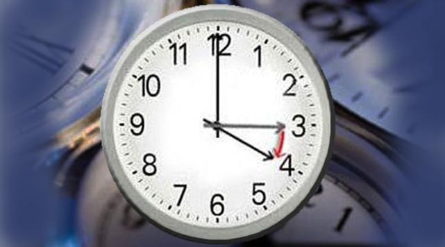 Yaz Saati Uygulamasına 1 Yıl Erteleme