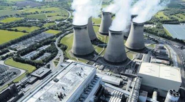 İranda Nükleer Santral Üretimde