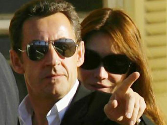 Sarkozynin Kızı Oldu