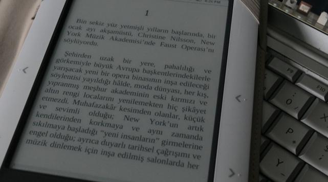 e-kitap Basılı Kitabın Sonu mu?