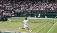 Wimbledon'da Finalistler Belli Oldu