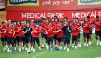 Galatasaray Avusturya'ya Gitti