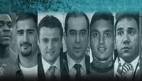 Gözaltına Alınan Futbolcular