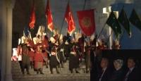Cumhurbaşkanı IV Murat İsimli Operayı İzledi