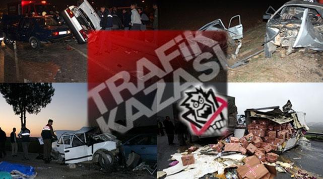İstanbulda Trafik Kazası