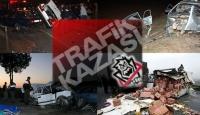 Elazığ'da Kaza: 5 Kişi Öldü