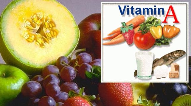 A Vitamininin Fazlası Zarar
