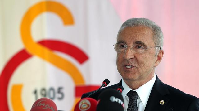 Galatasaray kulübü başkanı ünal aysal galatasaray ı kimse