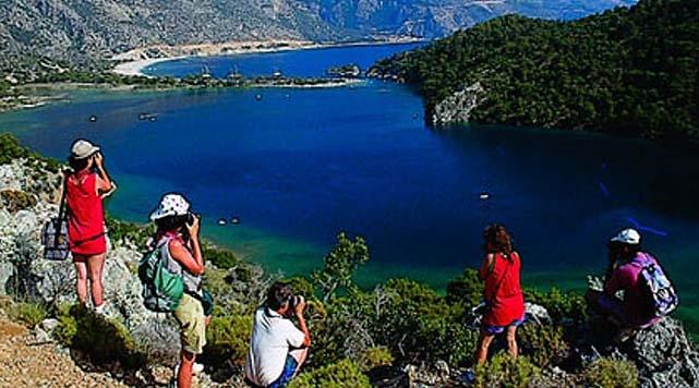 Rusya turistlere tatil için Türkiyeyi önerdi