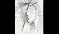 Picasso'nun Çizimi Çalındı