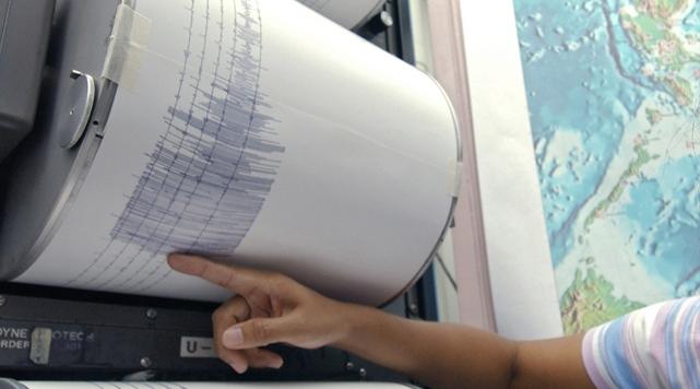 Pasifikte Deprem