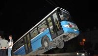 Otobüs İşte Böyle Şaha Kalktı!