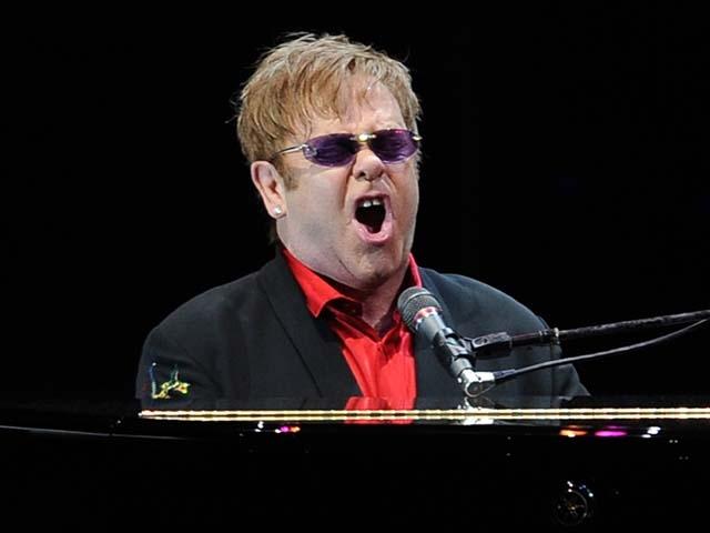Elton John Ankarayı Coşturdu