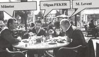 Peker'in Görüşme Anı Kamerada