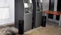 ATM'yi Yerinden Söküp Götürdüler