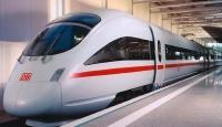 Çinliler 500 Km Hızı Aşan Tren Yaptı