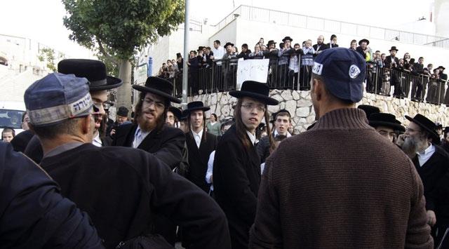 İsrailde Aşırılarla Laikler Arasında Yeni Kavga
