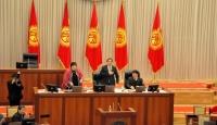 Kırgızistanda hükümet istifa etti