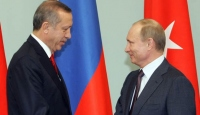 Putin ve Erdoğan Telefonla Görüştü