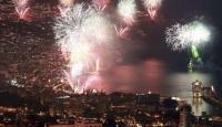 Dünyada Yeni Yıl Coşkusu