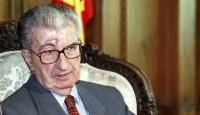 Makedonya'nın İlk Cumhurbaşkanı Öldü