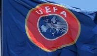 UEFAdan Türkiyeye taziye mesajı