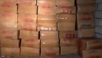 TIR'dan 28 Bin Paket Çıktı!