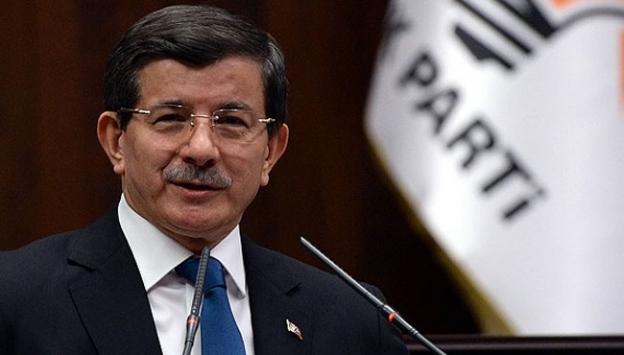 Başbakan Ahmet Davutoğlu Almanyaya gitti