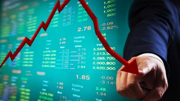 Avrupa borsaları sert düşüşle başladı