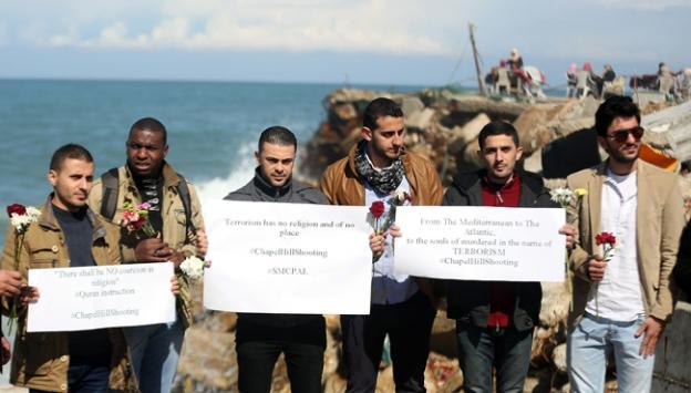 Filistinden Müslüman gençlerin öldürülmesine kınama